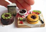 Cake Making Miniature