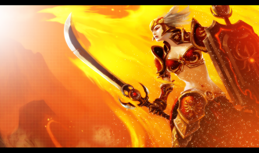 Leona, The Radiant Dawn by SeoulHeart