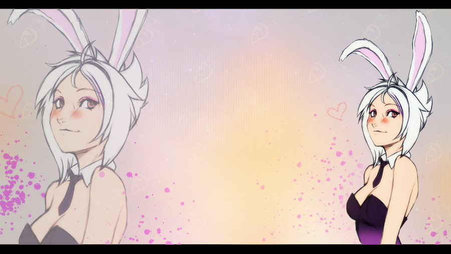 Riven, The Bunny Girl by SeoulHeart