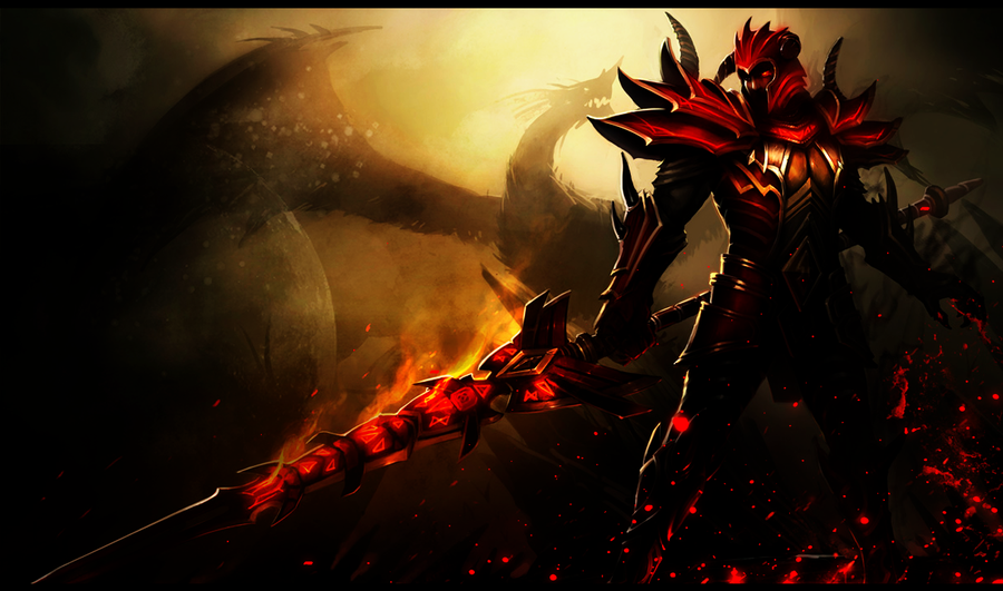 Jarvan, The Dragon Slayer by SeoulHeart on DeviantArt
