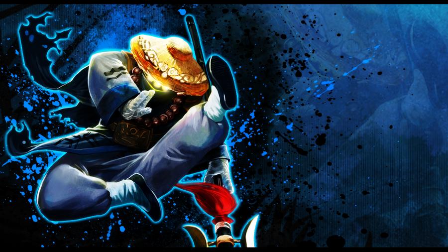 Jax, The Grandmaster 2 by SeoulHeart