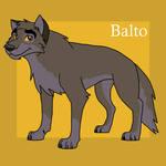 Balto Designs #10: Balto