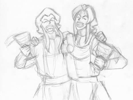 Two Drunk Kagatos