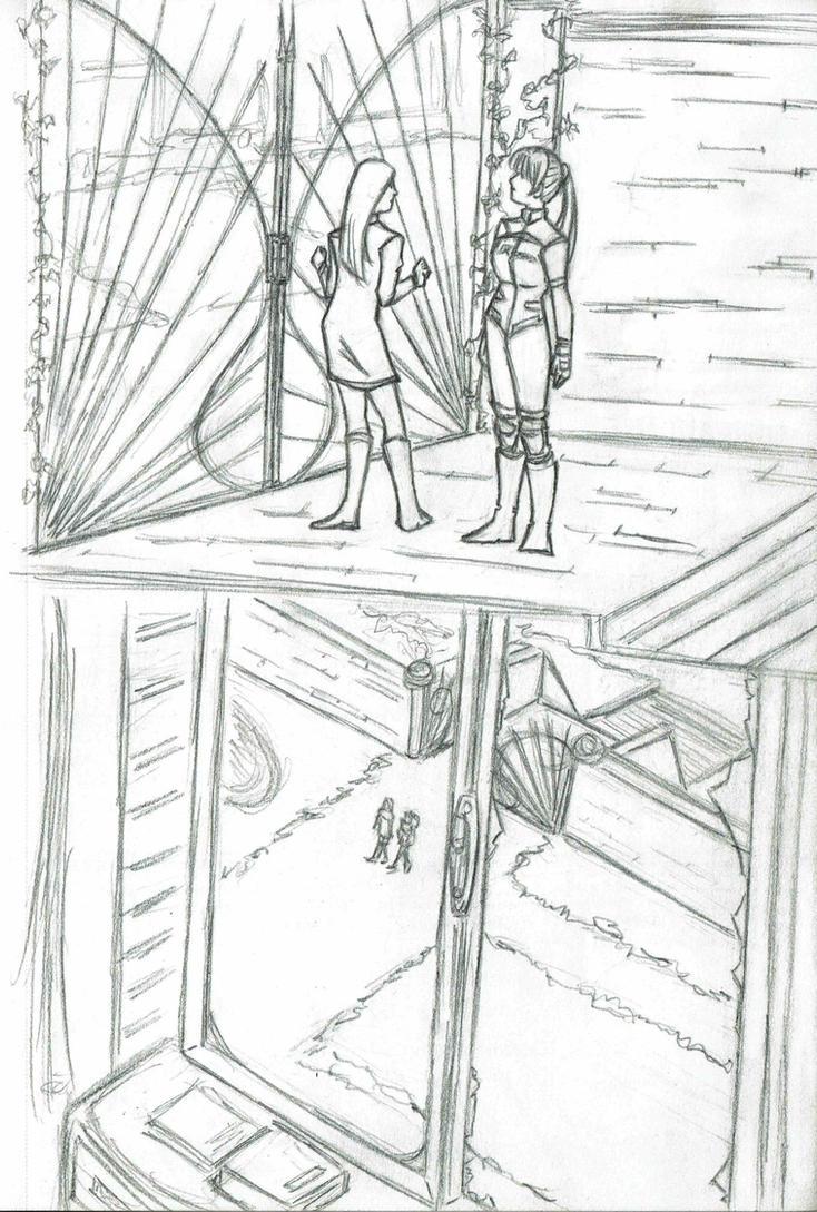 Elza Recalls - Page 02 by EzraBladerunner