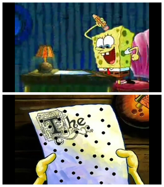 Research paper on spongebob