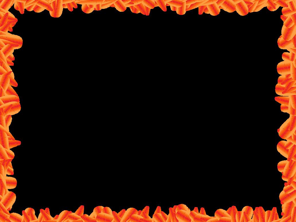 Funny Red Carrot Frame by flashtuchka on DeviantArt