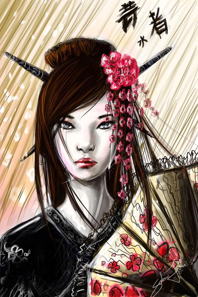 Geisha Art    worx @ ShockBlast
