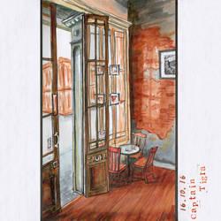 (16.10.16)Cozy Cafe by CaptainTigra