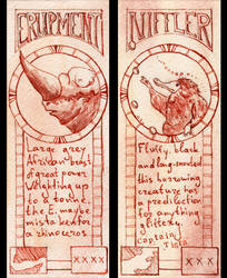 (17.02.19)FBAWTFT bookmarks by CaptainTigra