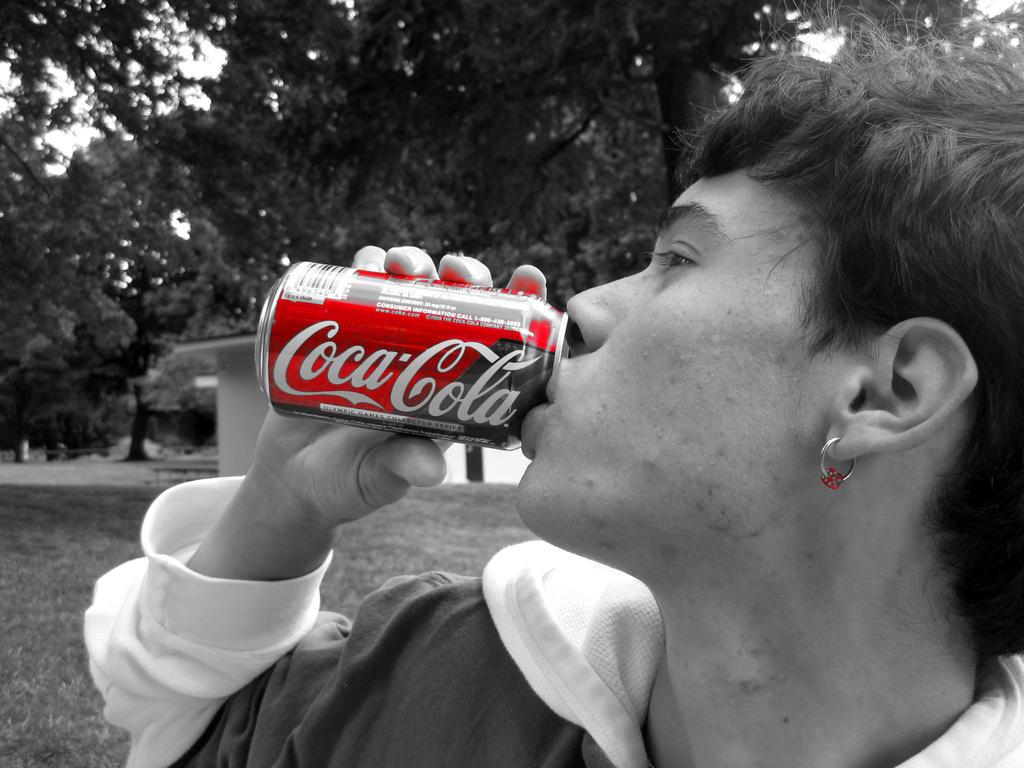 The Coke Man