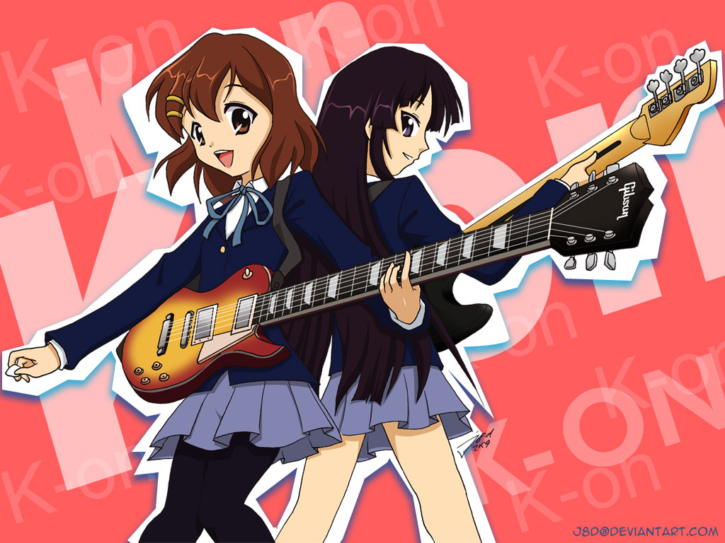 K-on: Lead and Bass by J8d