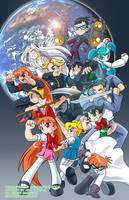 PPGD - Battle Universe poster by J8d
