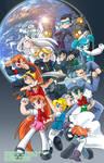PPGD - Battle Universe poster