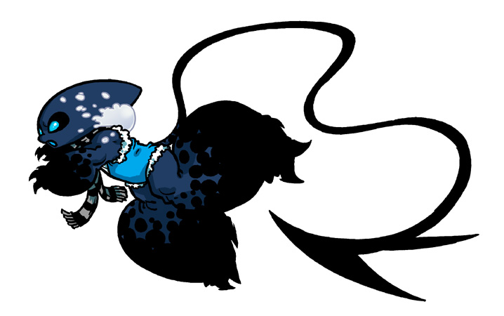 Shadoweyes + Comic Creators For Freedom by mooncalfe