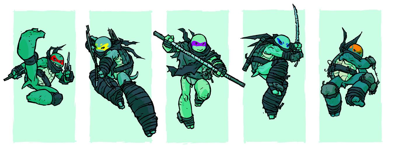 ninja go ninja go