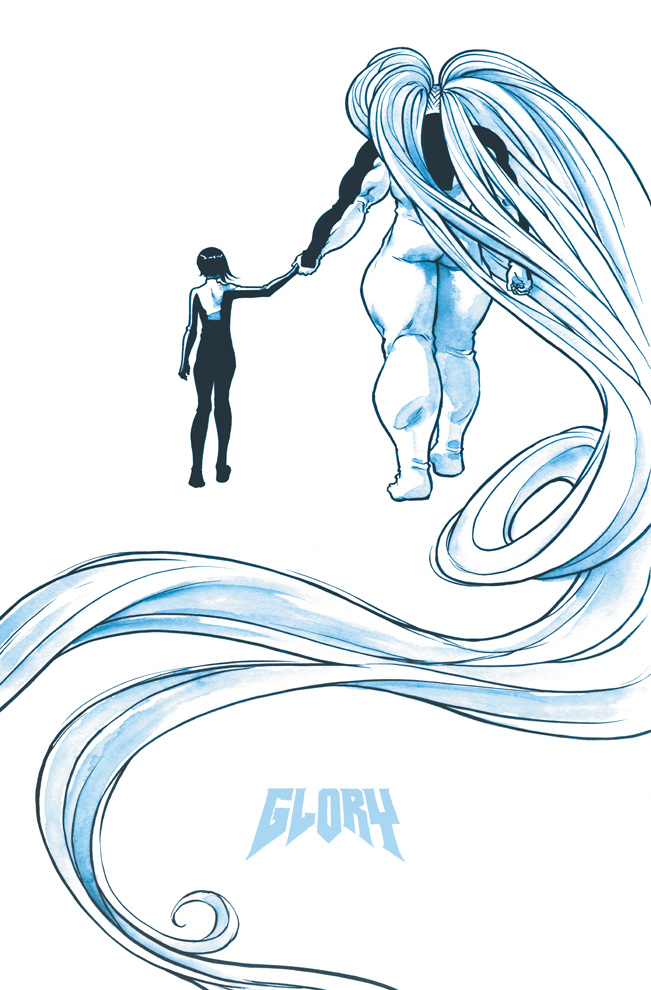 GLORY: THE END by mooncalfe