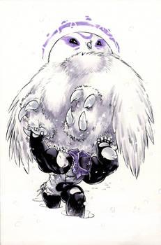 Naga + owl