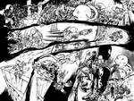 TMNT #23 double-pager