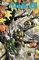Teenage Mutant Ninja Turtles #29 by mooncalfe