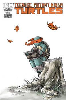 Teenage Mutant Ninja Turtles #30