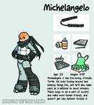 Secrets Of The Ooze: Michelangelo