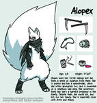 Secrets Of The Ooze: Alopex