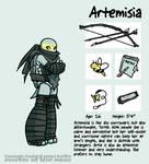 Secrets Of The Ooze: Artemisia