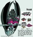 Secrets Of The Ooze: Koya