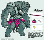 Secrets Of The Ooze: Rahzar