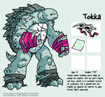 Secrets Of The Ooze: Tokka