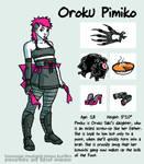 Secrets Of The Ooze: Oroku Pimiko