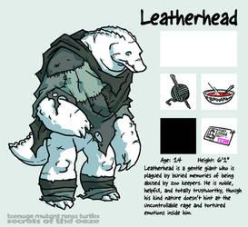 Secrets Of The Ooze: Leatherhead