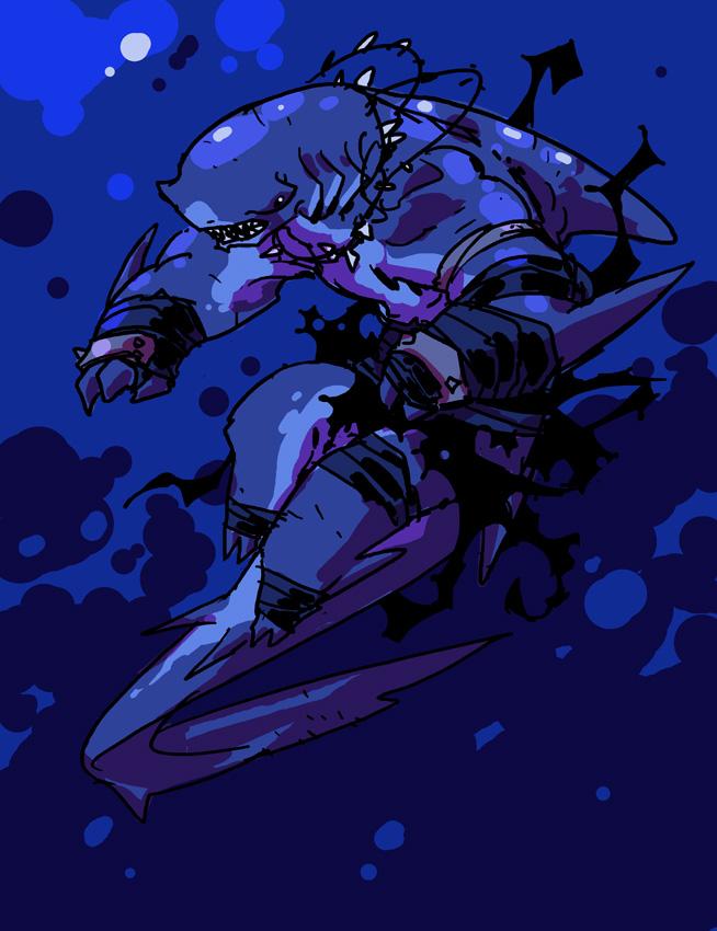 tmnt: bludgeon by mooncalfe
