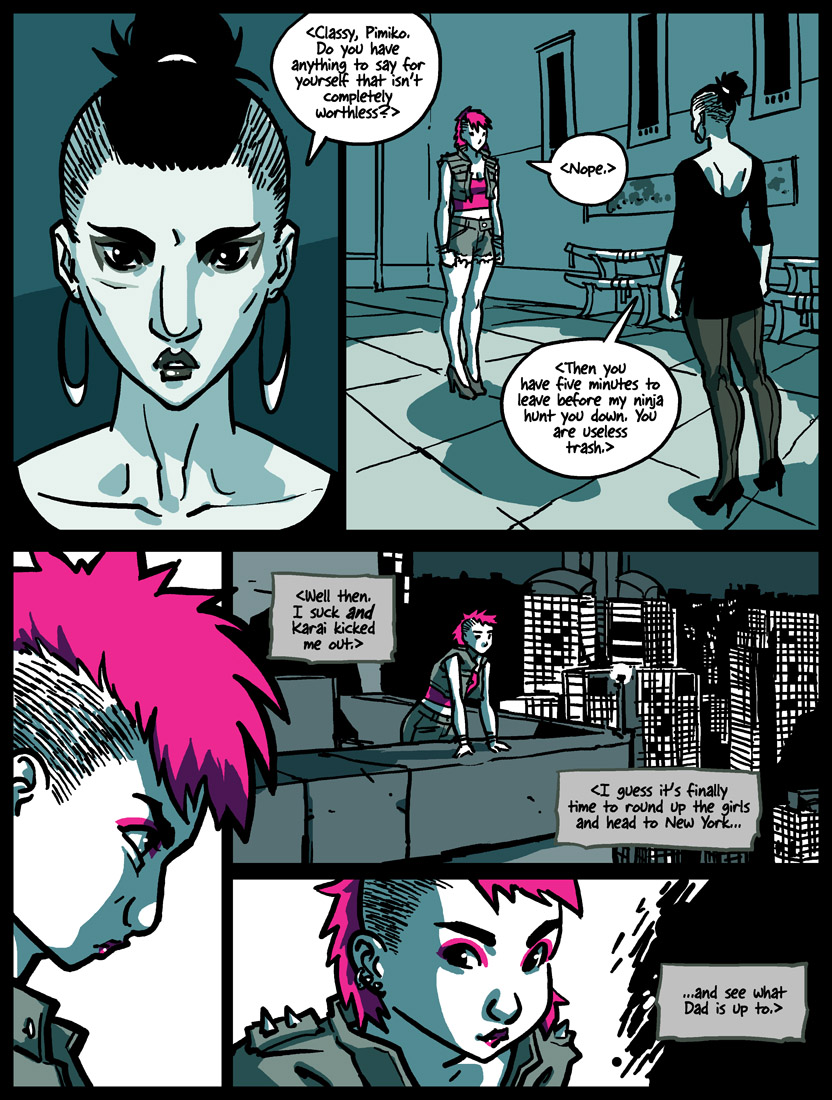 Secrets Of The Ooze ch. 2 page 6 by mooncalfe