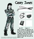 Secrets Of The Ooze: Casey Jones