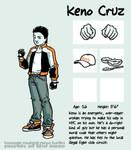 Secrets Of The Ooze: Keno Cruz