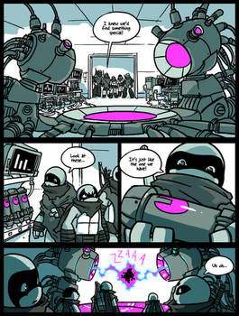 Secrets Of The Ooze ch. 2 page 14