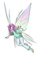 Pixie by mooncalfe