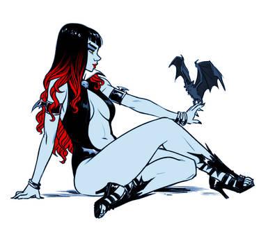 Vamp by mooncalfe