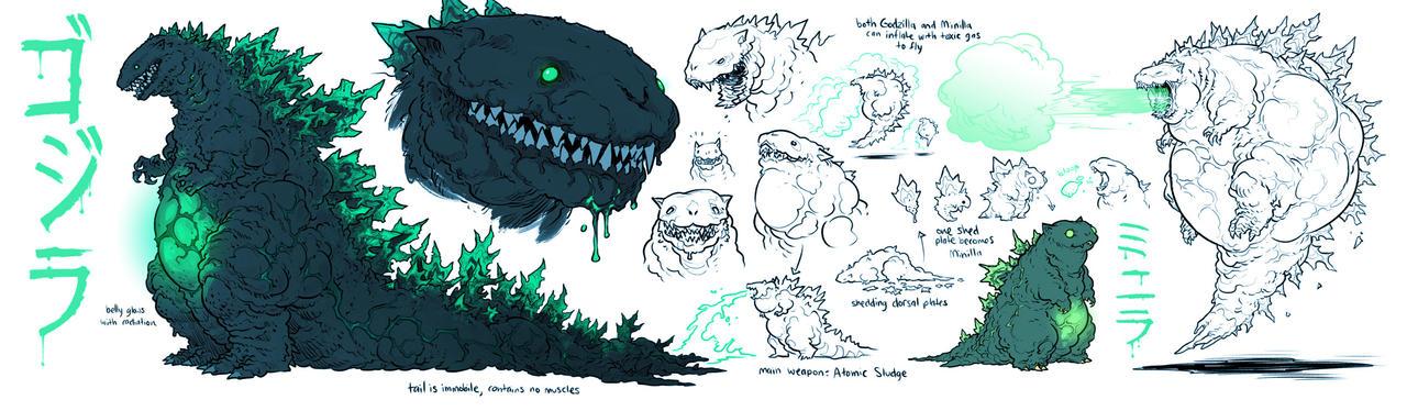 Godzilla 2020