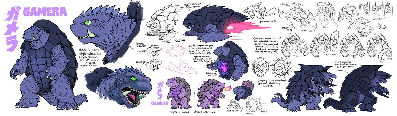 Gamera 2020