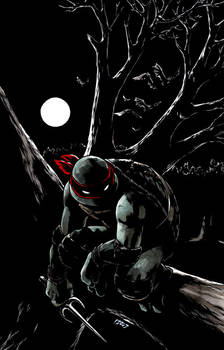 TMNT: Raphael: Bad Moon Rising #1