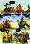 Ghost Rider v Hellboy