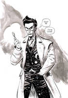Trust him... he's the Doctor by danmcdaid