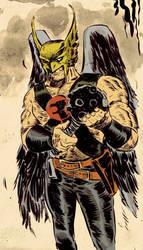 Hawkman!