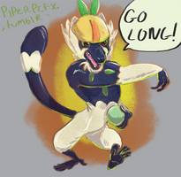 Passimian Speed Sketch by Wooga