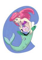 The Little Mermaid's Secret