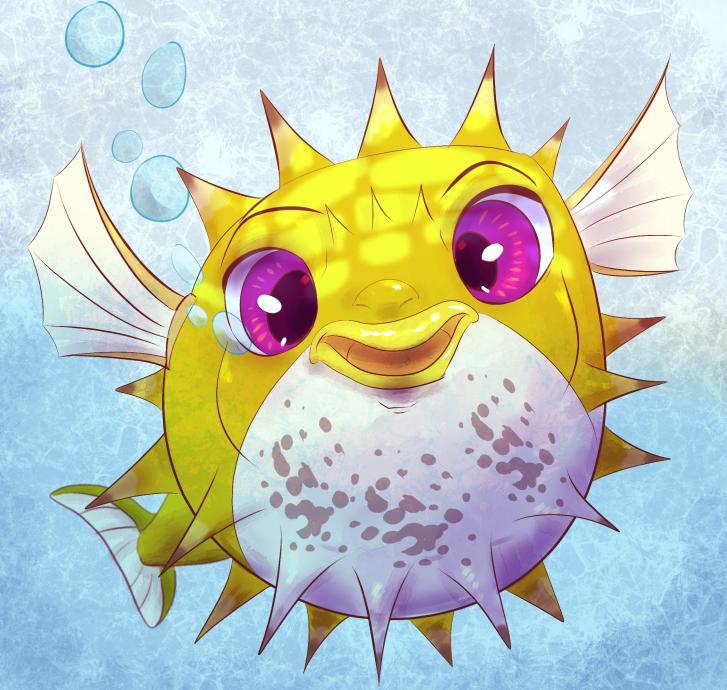Pufferfish by Wooga