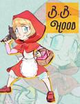 B B Hood- Darkstalkers/ Marvel vs Capcom by Wooga