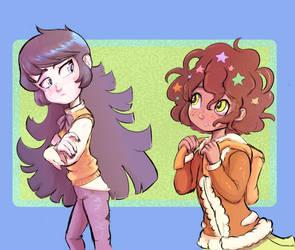 Epithet Erased- Mera and Molly